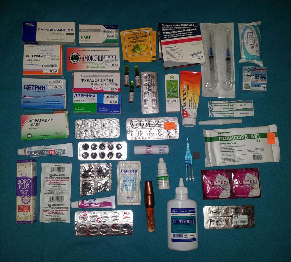 какие лекарства выводят паразитов из организма